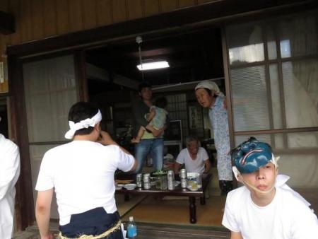 三坂こっぱげ面祭り 269