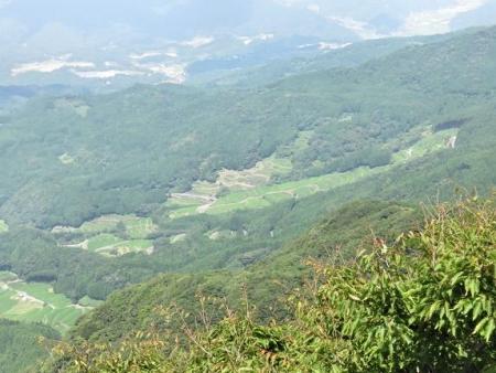 キツネ八幡岳 162