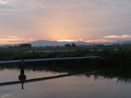 朝焼け雲 021