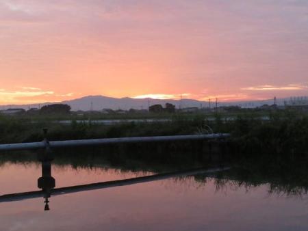朝焼け雲 018
