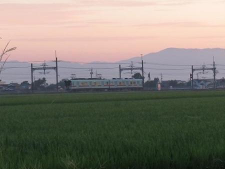 朝焼け雲 016