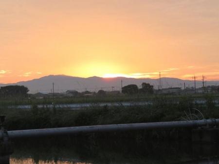 朝焼け雲 025
