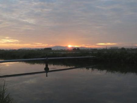 朝焼け雲 030