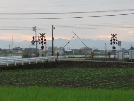 朝焼け雲 057