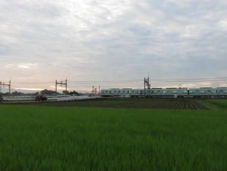 朝焼け雲 058