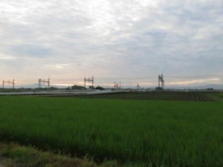 朝焼け雲 053
