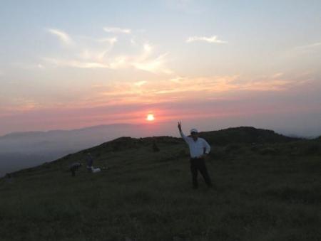 絵山の日天山マツムシソウ 026