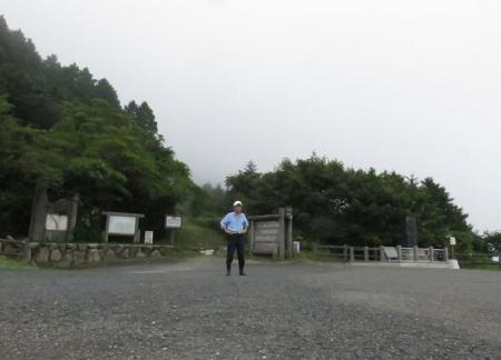 霧の天山 052