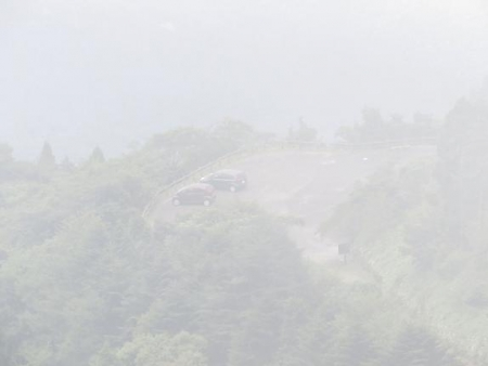 霧の天山 090
