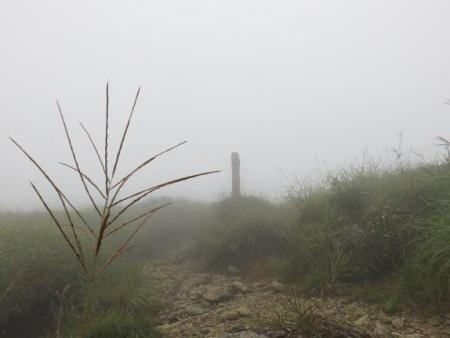 霧の天山 111