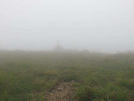 霧の天山 112