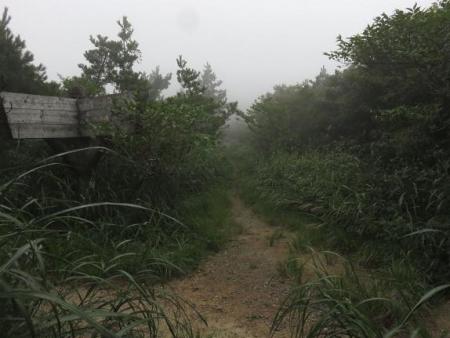 霧の天山 105