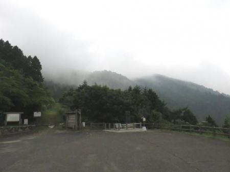 霧の天山 129