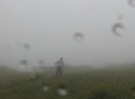霧の天山 123