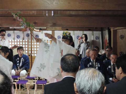 立鉾神社例大祭 1