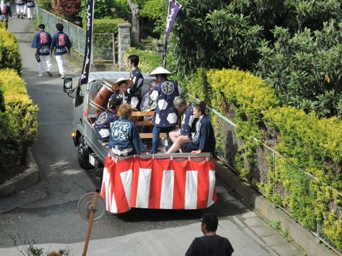 立鉾神社例大祭 3