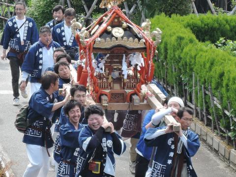 立鉾神社例大祭 4