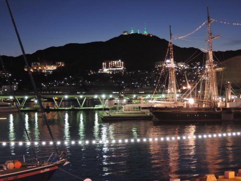 長崎港夜景