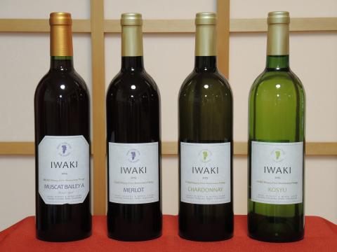 いわきワイン 4