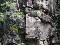 石組みの状況