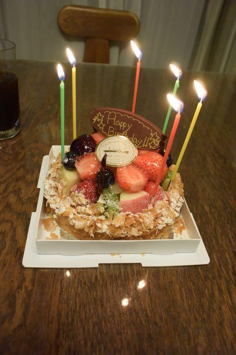 ママさん誕生日