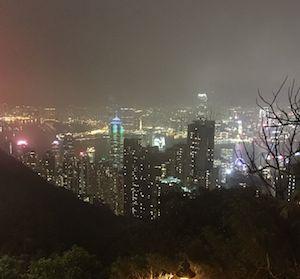 6月21日ブログ香港全景2