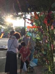 五色山七夕まつり2016