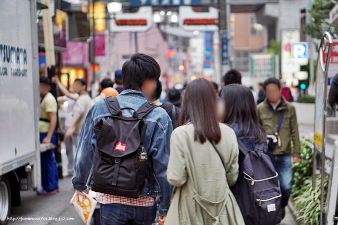 チビプードルモコの毎日☆下北沢コロッケフェスティバルC