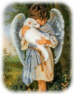 わんちゃん天使