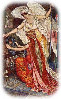 天使とお嬢さん