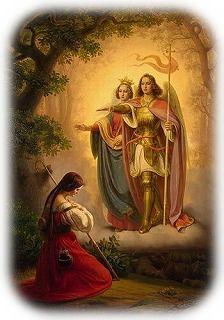 ジャンヌと天使1