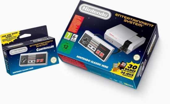 002-6Nintendo Classic Mini NES