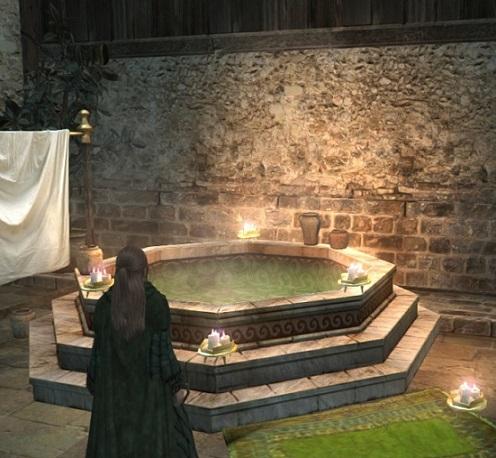 新しいお風呂