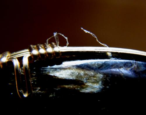 Wire wrapped…2