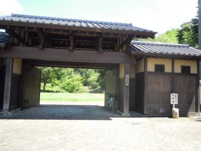 谷戸川公園160821