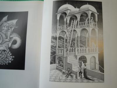 エッシャー物見の塔