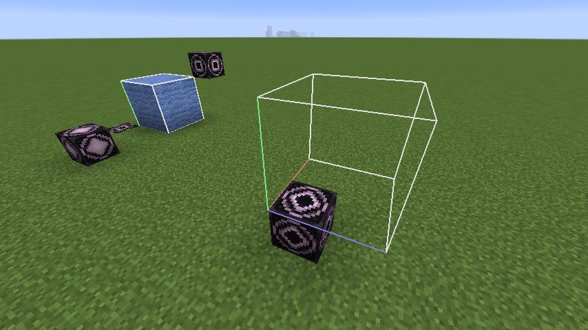ストラクチャーブロックの使い方-35