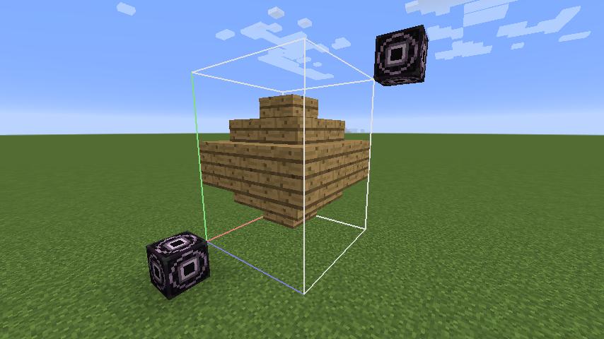 ストラクチャーブロックの使い方-46