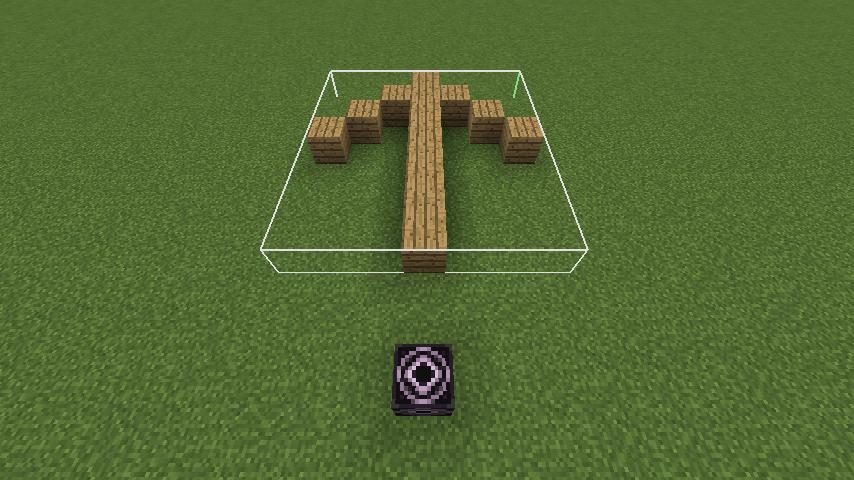ストラクチャーブロックの使い方-63