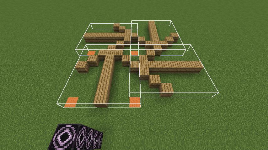 ストラクチャーブロックの使い方-71