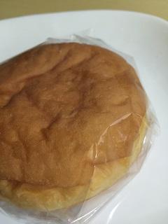 デイリーヤマザキ 日々カフェ カスタードホイップドーナツ
