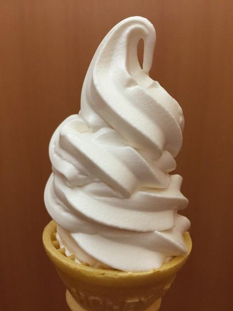 庄内観光物産館 ふるさと本舗 ファーストフード 味街道 ラフランスソフトクリーム