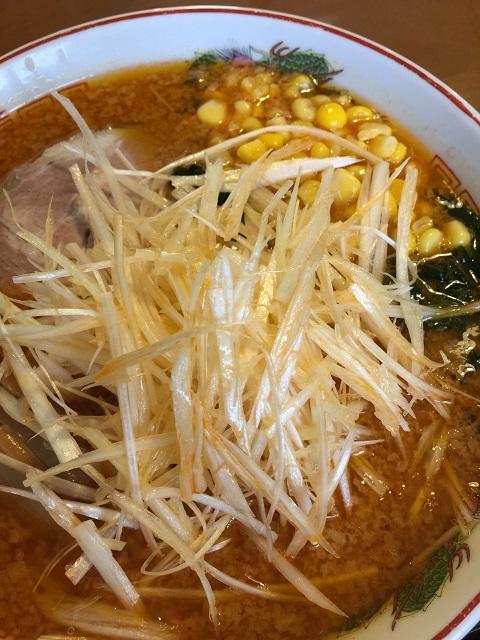 居酒屋 かめちゃん かめ味噌ラーメン(細麺)