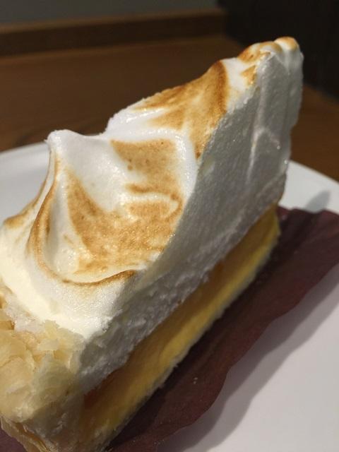 スターバックスコーヒージャパン レモンクリームパイ