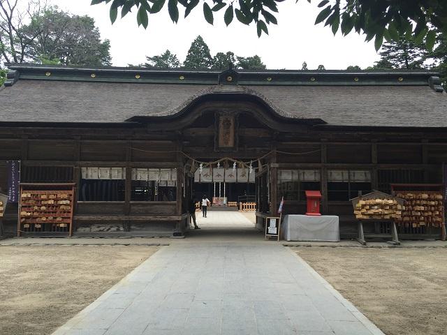 国宝 大崎八幡宮4