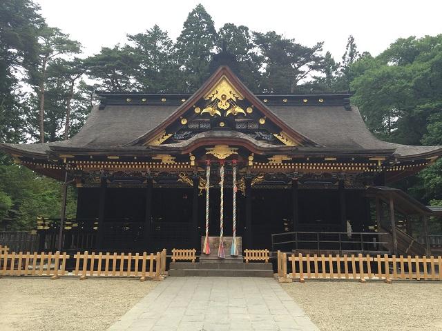 国宝 大崎八幡宮5