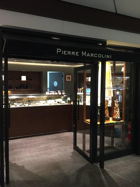 ピエール マルコリーニ グランスタ店