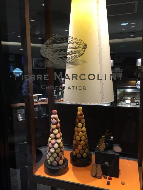 ピエール マルコリーニ グランスタ店 マカロン
