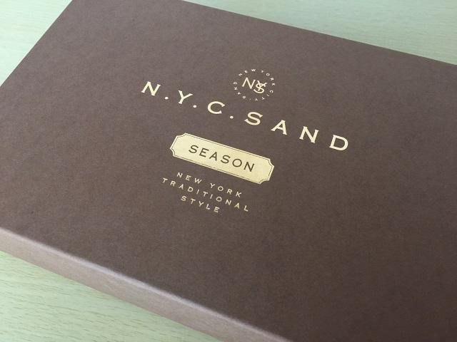 ニューヨークシティーサンド 大丸東京店 ニューヨークスウィートパンプキンキャラメルサンド2