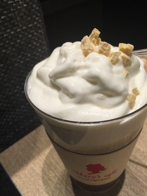 メリーズ カフェ アイスチョコレートドリンク(バナナムース)1